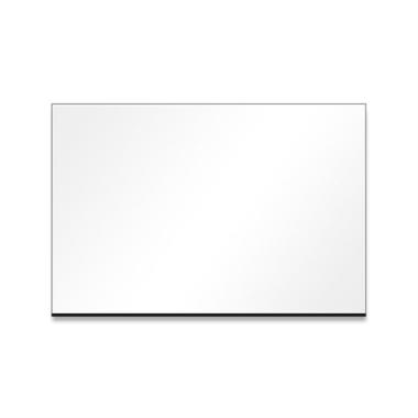 Imagen CHROMALUXE ALUMINIO GLOSS WHITE 20,3X25,4 MM (10)